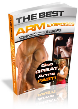 best arm exercises