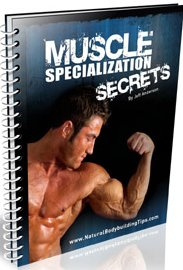 muscle specialization training