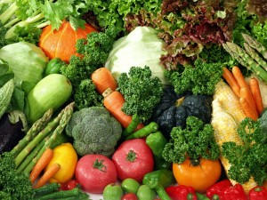 Vegetables can provide a lot of nutrition with very few calories.