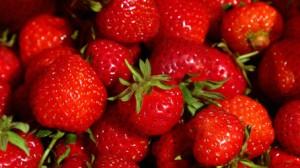 23 strawberries