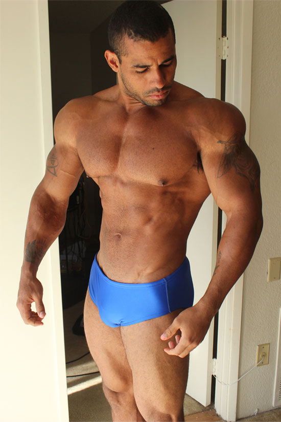 Muscle God Samson 1