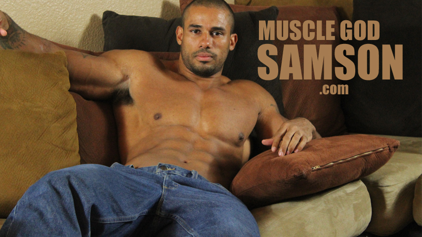 muscle god samson ultimate male stripper bio photo 2