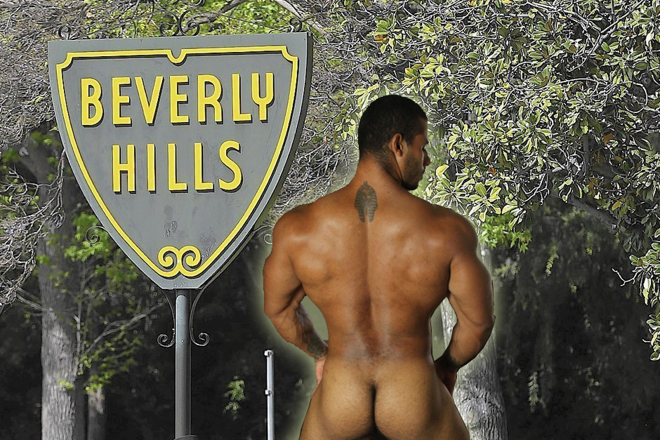 beverly hills muscle god photo 1