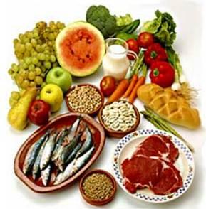 Una alimentación correcta te ayuda a desarrollar músculos delgados