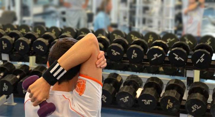 Cuánto Peso Levantar Para Aumentar Masa-Muscular