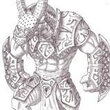 Baffo's Circle of Doom 03 –  Doomhorn Satyr