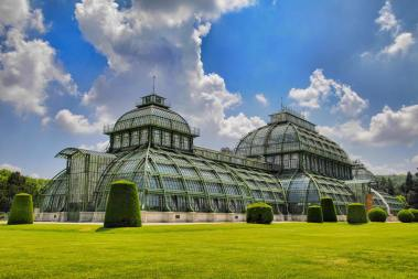 The Glasshouse, Vienna. We were in Vienna presenting at a conference. I don't think we made ourselves popular with the organisers as we held a party for the delegates in the Glasshouse. The organisers were holding a sponsors drinks at the same time elsewhere and most of the sponsors came to our event and not theirs. (We haven't been invited back!)