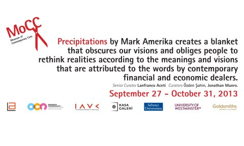 Mark Amerika, 2013.