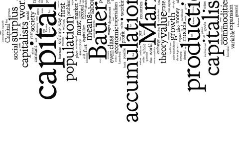 The accumulation of money-form [Rosa Luxemburg Cloud Remix], 2013.