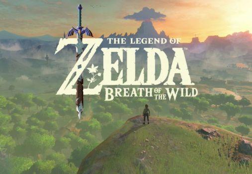 The legend of Zelda Breath of the wild : une tornade de nouveautés !