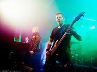 The Raven Age, Among The Kings Tour, February 25th 2017, Backstage Werk, Munich, Bayern, Germany © Alexis Buquet - ABSE Photography. All rights reserved. Please do not use this photo on websites, blogs or any other media without my explicit permission.