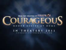 "Trilha sonora do filme ""Courageous"" tem Casting Crowns, Third Day, Brandon Heath e outros"