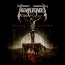 """Tourniquet lançará novo álbum após quase 10 anos sem gravar. Conheça a polêmica capa de """"Antiseptic Bloodbath"""""""