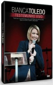 """Bianca Toledo divulga teaser de seu DVD """"Testemunho Vivo"""", em que conta a história de sua recuperação"""