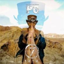 """Sete"": PG apresenta capa de seu novo álbum"