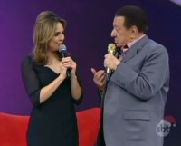 "Rachel Scheherazade canta ""Te Agradeço"", no Programa Raul Gil; Assista"