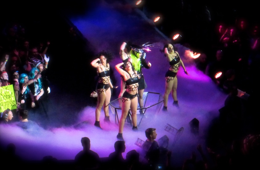 Concert review - Lady Gaga, Bell Centre, Montreal, February 11 2013