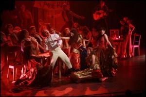 Muzikál Zorro Divadlo Hybernia Milan Němec Monika Absolonová