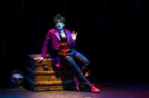 Fotografie z muzikálu Ray Bradbury's '2116'