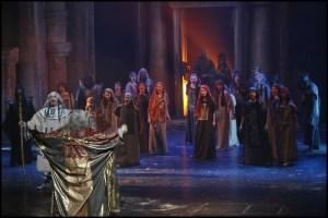 Závěr 1. půlky Sibyla královna ze Sáby