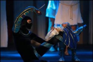 muzikál Kleopatra Divadlo Broadway Zuzana Pokorná