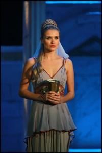 muzikál Kleopatra Divadlo Broadway Zdenka Trvalcová