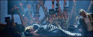 Muzikál Mata Hari Divadlo Broadway Jiří Langmajer Yvetta Blanarovičová