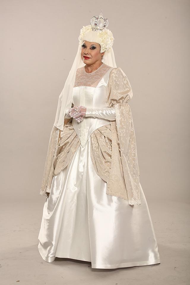 Dagmar Patrasová (Bílá královna) Alenka v kraji zázraků