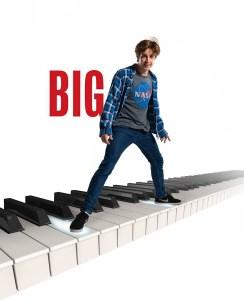 Vizuál muzikálu BIG