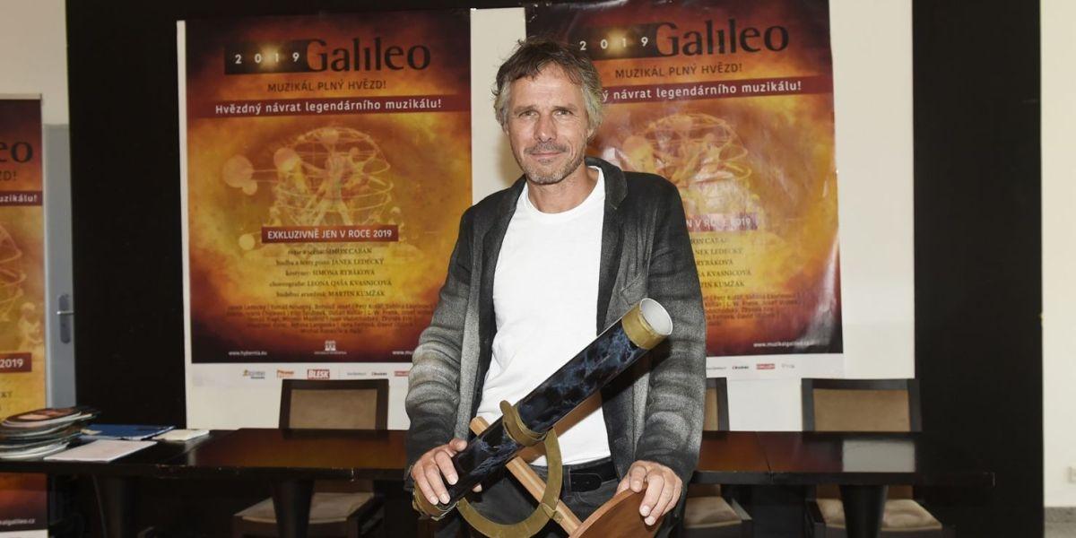 Muzikál GALILEO se po 15 letech vrací! V původním obsazení