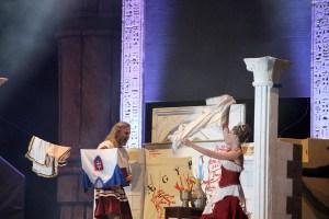 muzikál Kleopatra Divadlo Broadway Pezinok Josef Vojtek Alžbeta Bartošová