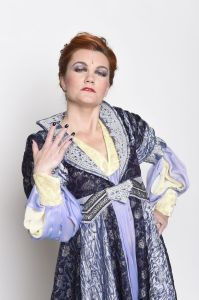 Iva Marešová jako Laurecie Bosetti
