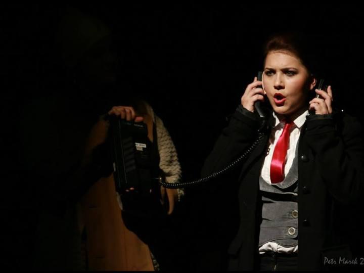 Vendula jako Joanne v RENTU