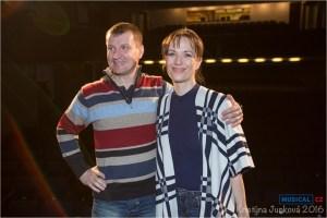 Radek Balaš, Tereza Kostková Adéla ještě nevečeřela Divadlo Broadway