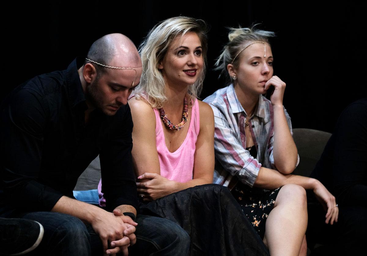 Herci obnovené premiéry muzikálu KRYSAŘ zazpívali na první sedací zkoušce