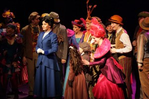 Derniéra Mary Poppins v Divadle Hybernia