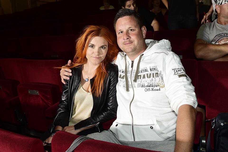 Iva Marešová a Michal Novotný