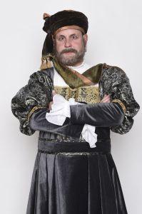 Michal Novotný jako Mario Bosetti