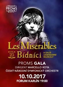 Plakát Proms Gala