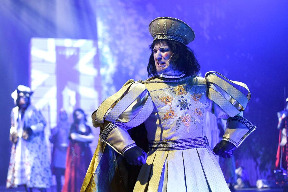 Lord Farquaad (Ondřej Bábor)