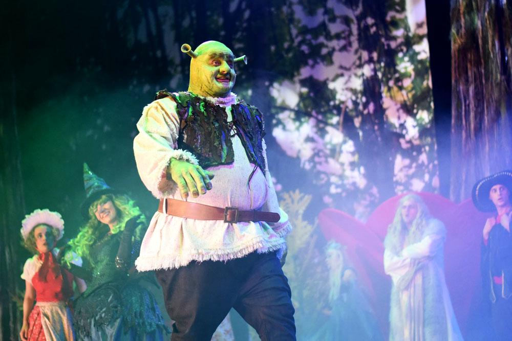 Shrek Jiří Zonyga