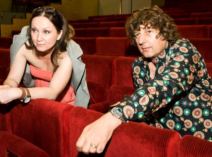 Bára Basiková a Petr Malásek (foto Tomáš Martinek)