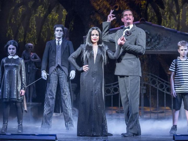 Nejvýraznější tváře Addamsovy rodiny v obsazení první premiéry.