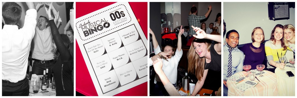 corporate events, london, new york, musical bingo, indeedy musical bingo