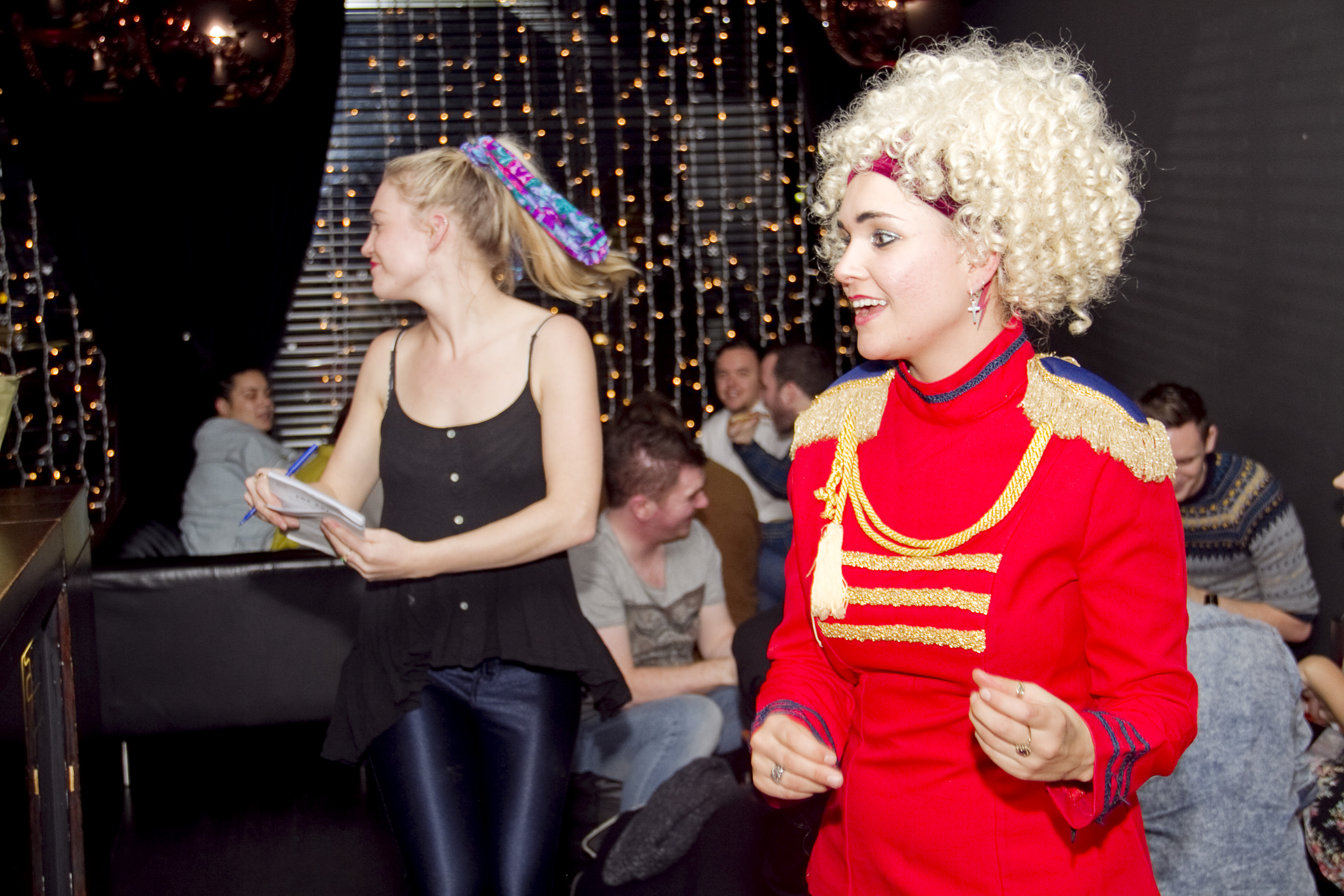 Indeedy Christmas Musical Bingo at Lucky Voice Islington - December ...