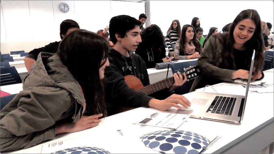 Primer taller de Musicalizatech – Vídeo