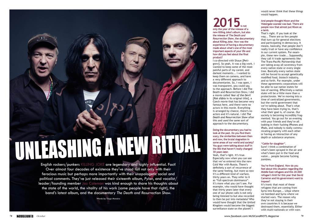 killing joke feature