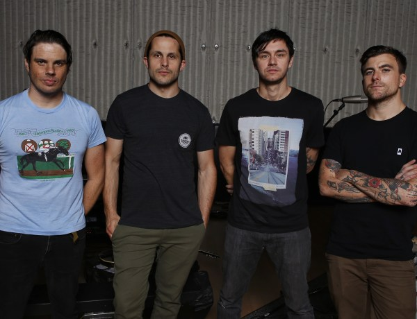 Saosin - press picture by Brandon Sloter