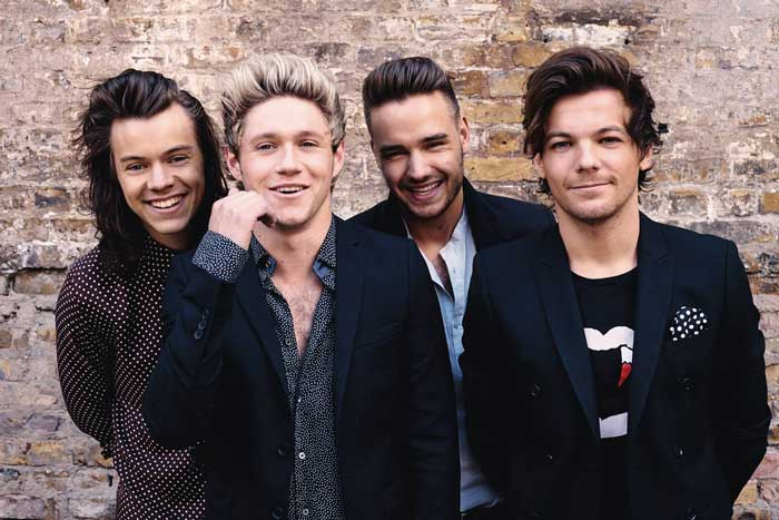 "ONE DIRECTION  NOVO DISCO ""MADE IN THE A.M."" É EDITADO HOJE"
