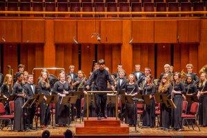 Quabbin Regional High School Symphonic Wind Ensemble